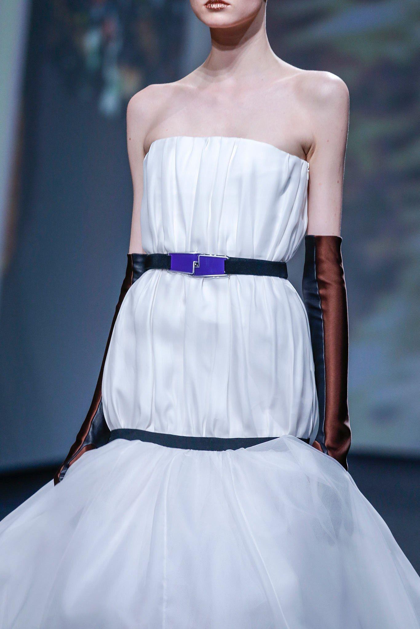 Christian Dior Fall 2013 Couture Fashion Show Details