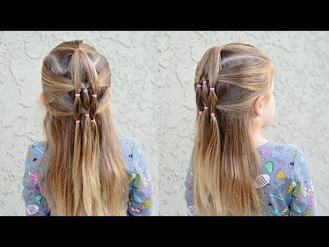 easy toddler hairstyles for beginners with images  easy