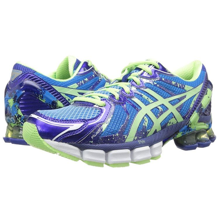 big sale c4449 054a4 Asics Shoes   Asics Gel Sendai 2 Running Shoe   Color  Blue Green   Size  7