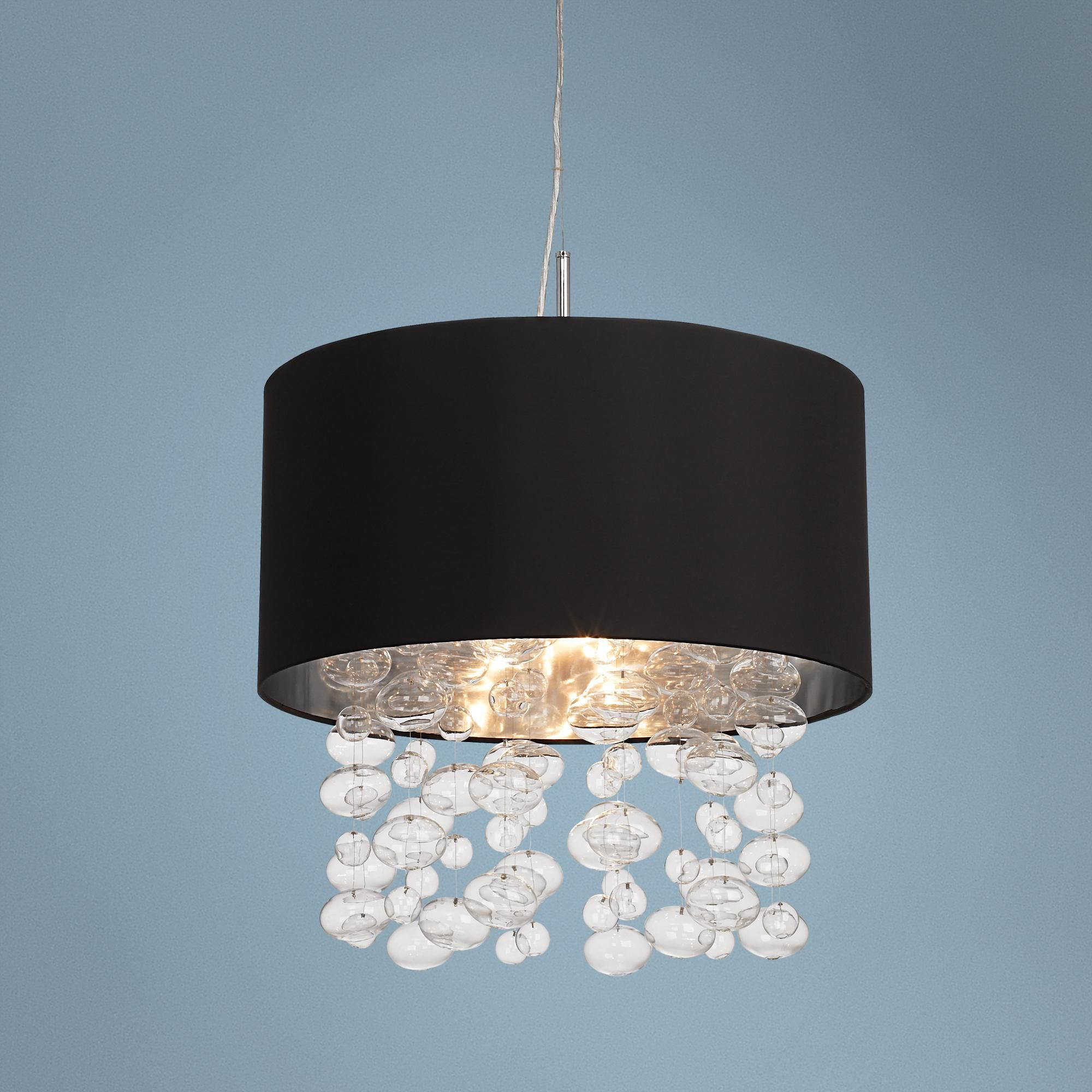 Possini Euro Design Bubble Cascade Pendant Light - Office & Possini Euro Design Bubble Cascade Pendant Light - Office | HOME ... azcodes.com
