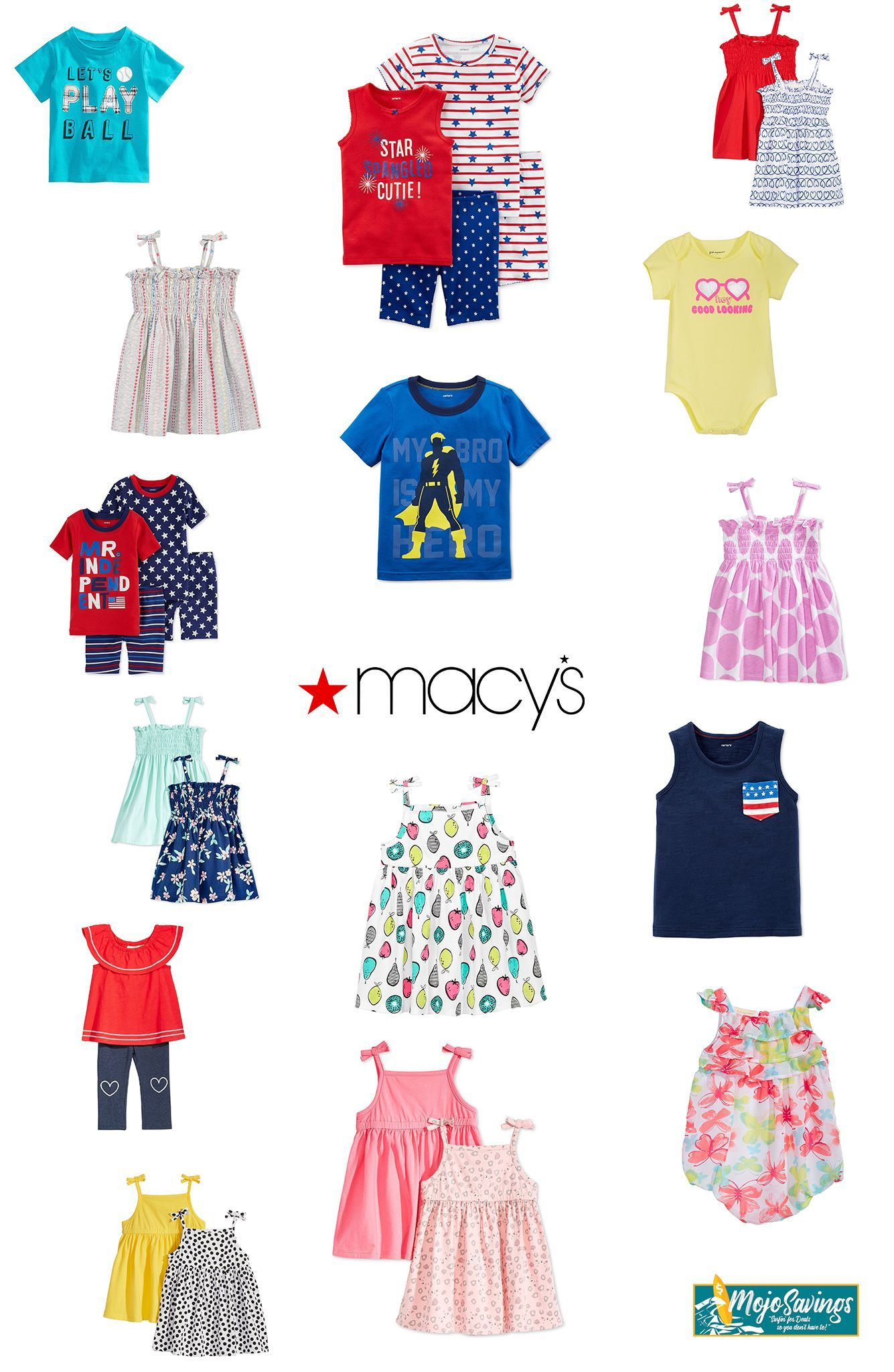 fcfc0a503b684 HOT – Macy's Clearance on Sundresses and PJ's only $2.56! | Coupons ...
