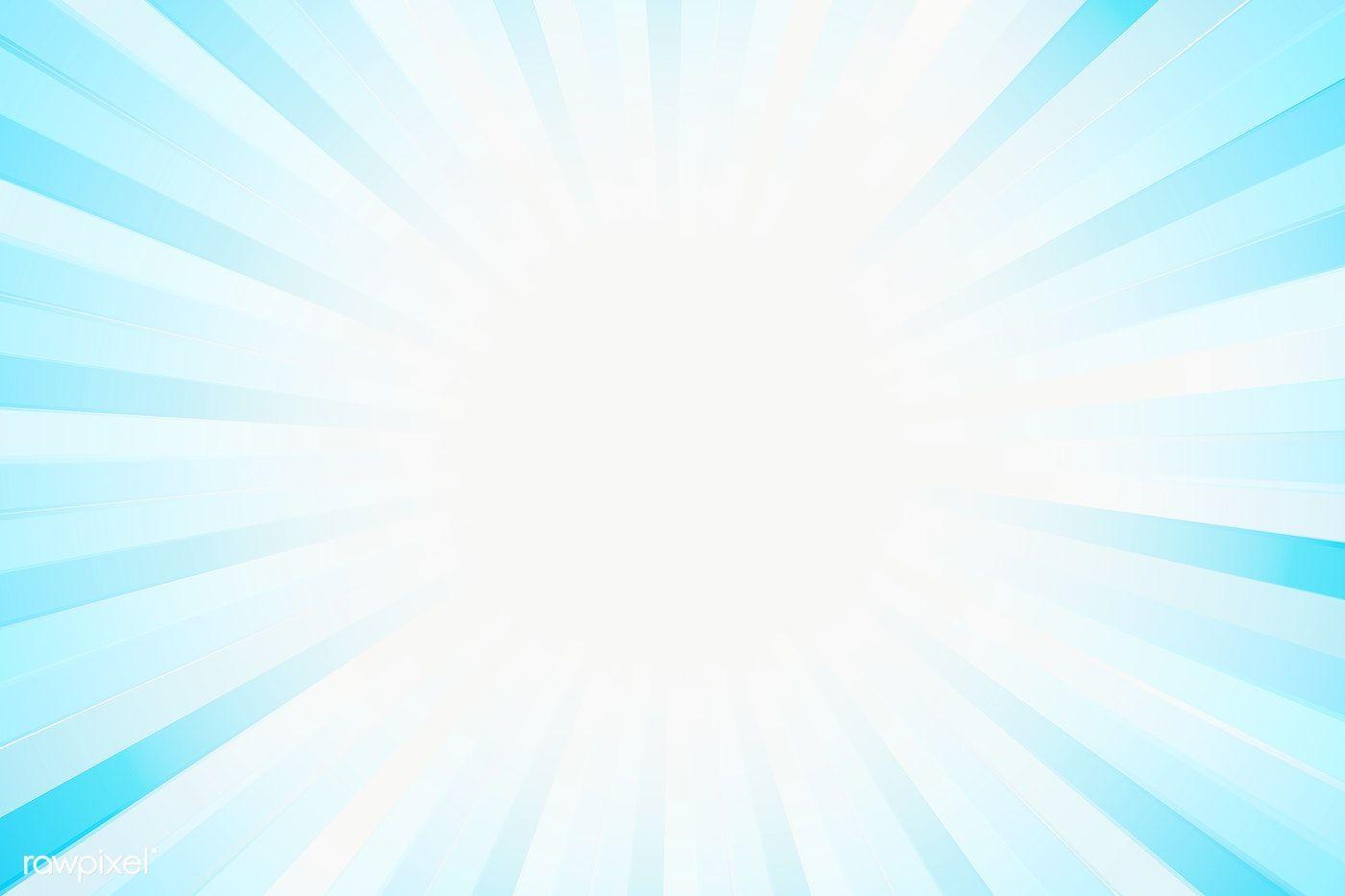 Blue Sunburst Effect Patterned Background Design Element Free Image By Rawpixel Com Mind Background Design Background Patterns Sunburst