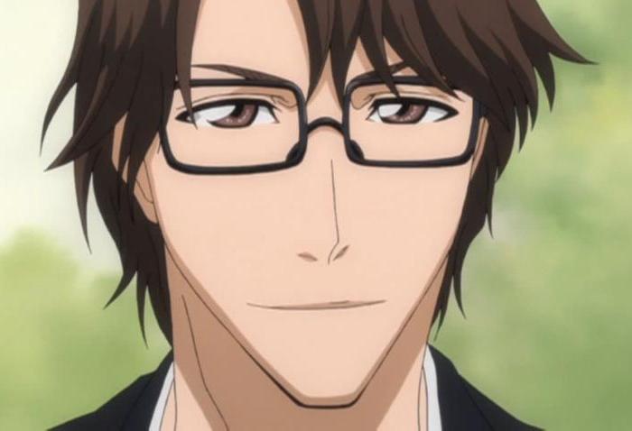 Sōsuke Aizen | Anime guys with glasses, Anime guy blue hair, Anime guys  shirtless