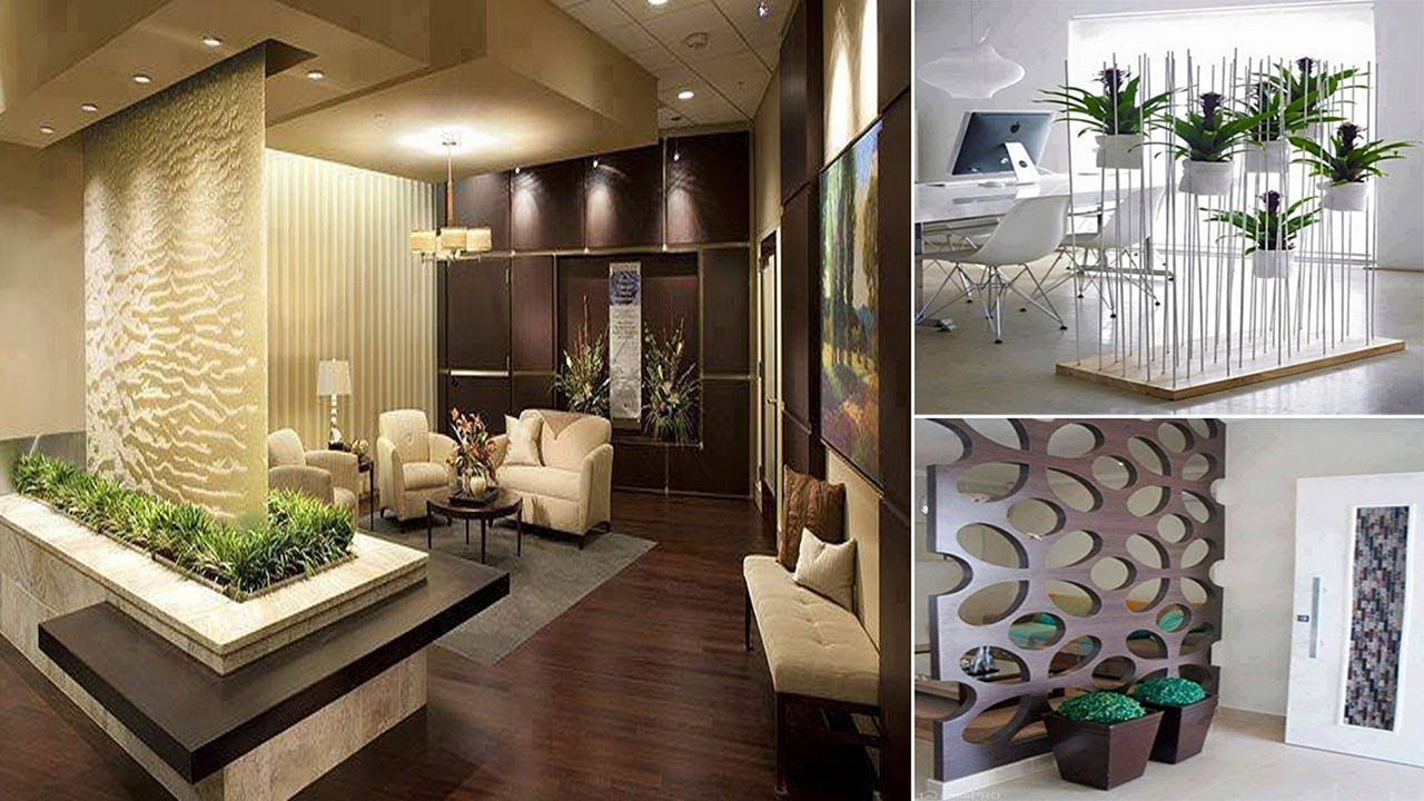 17 Modern Living Room Divider Ideas For Small Space Solutions At