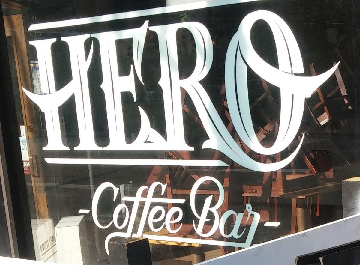 Hero coffee bar coffee bar hero coffee house