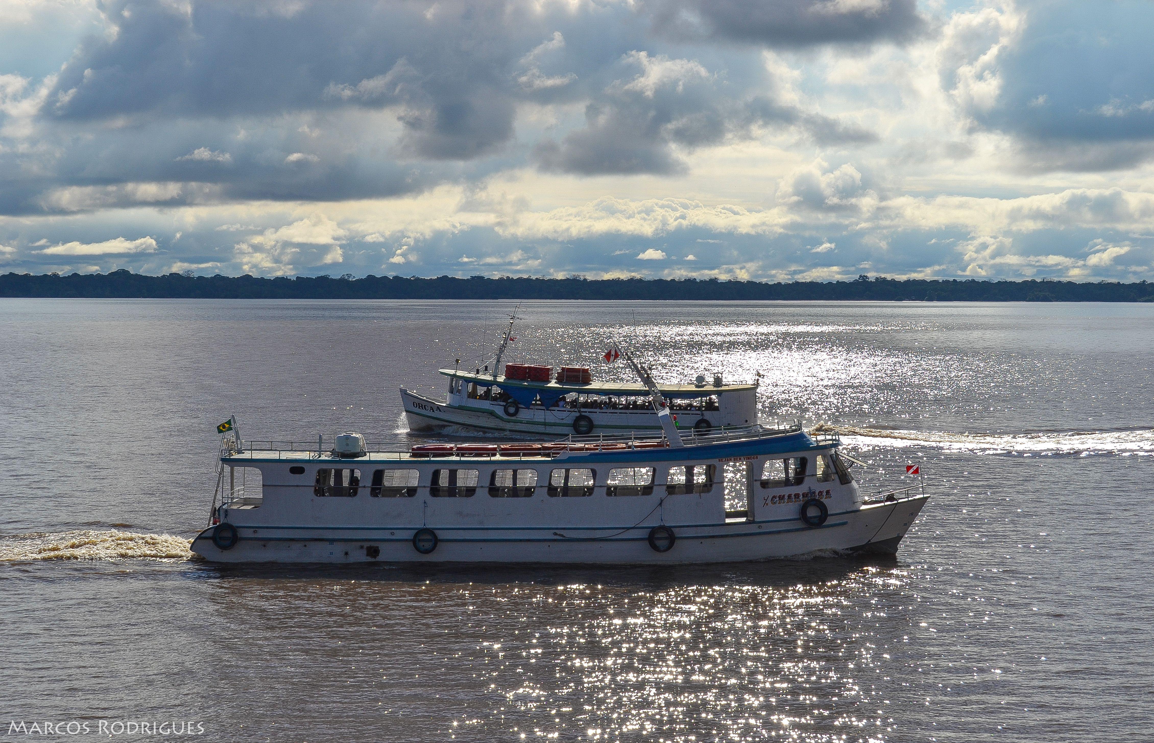Barquinhos. Belém - Pará