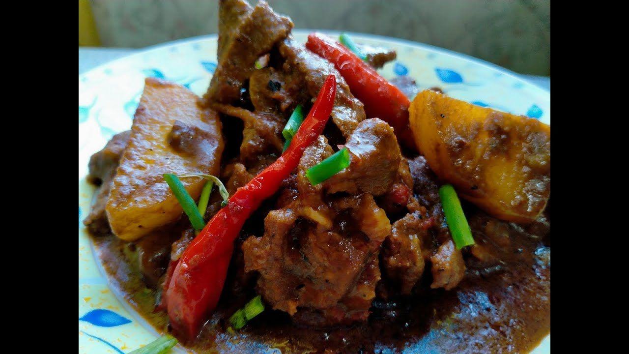 Resepi Kerutuk Daging Cooking Recipes Cooking Food