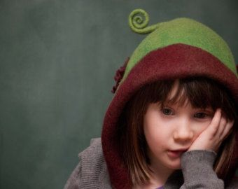 Ladybug hat.