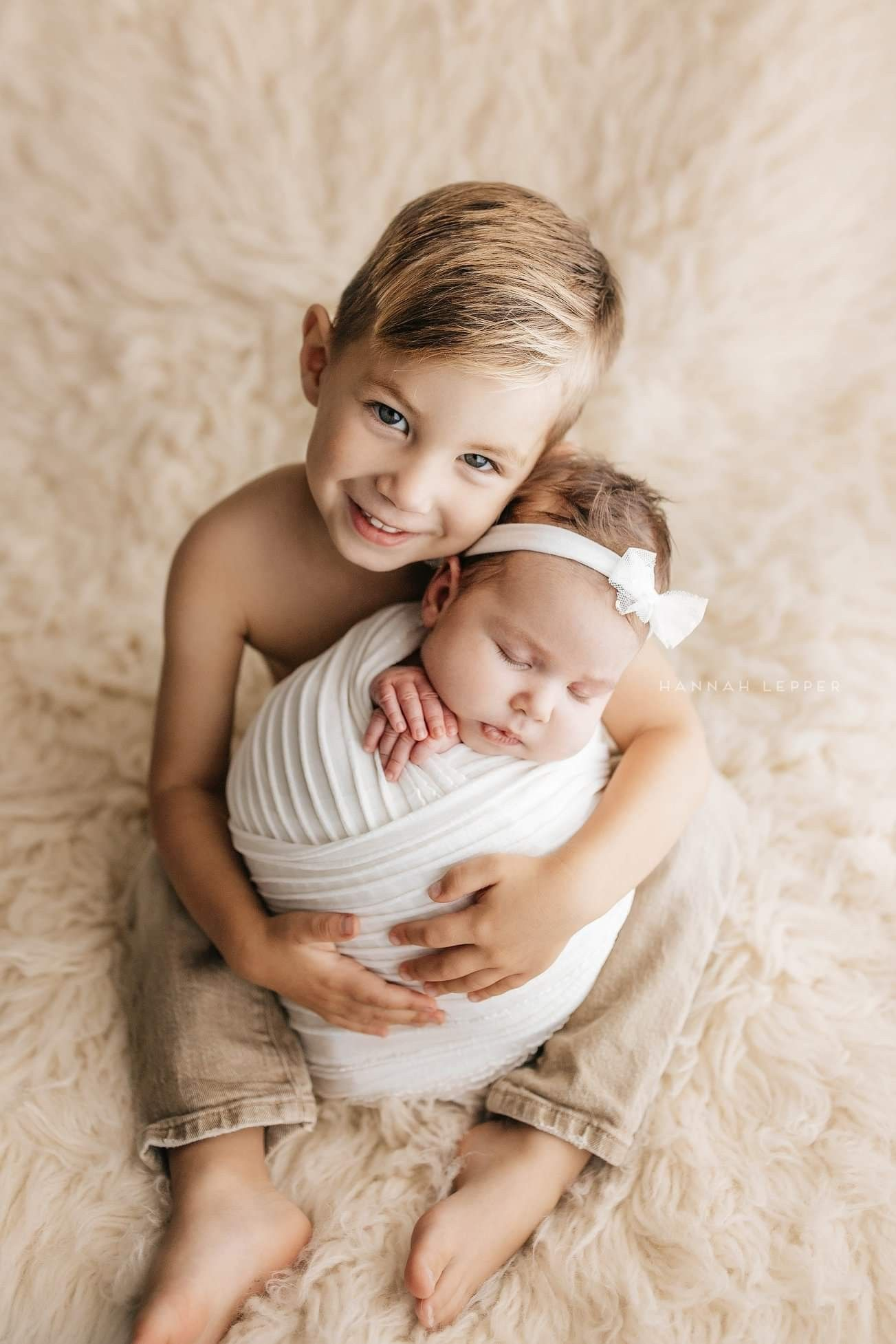 Big Brother And Little Sister Photography Hannah Lepper