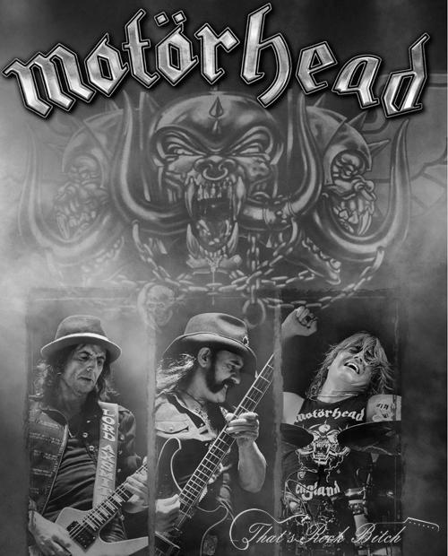 Motorhead, Lemmy Motorhead, Heavy Metal Bands