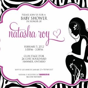 Free Baby Shower Invitations  Free Baby Shower Invitation