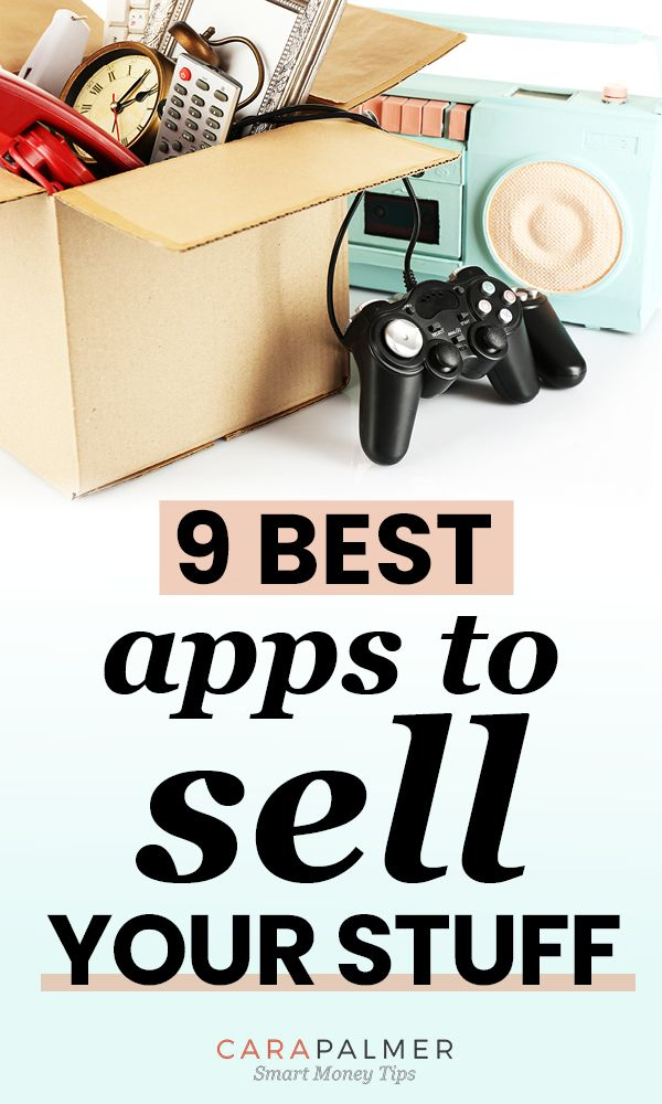 The 9 Best Apps To Sell Your Stuff Apps Like LetGo