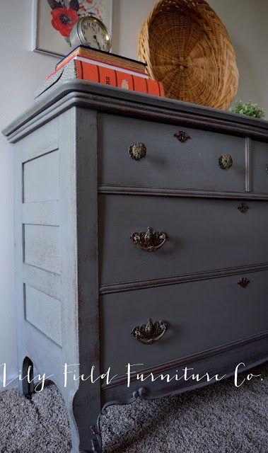 Harp Dresser Before Amp After Dresser Furniture Painted