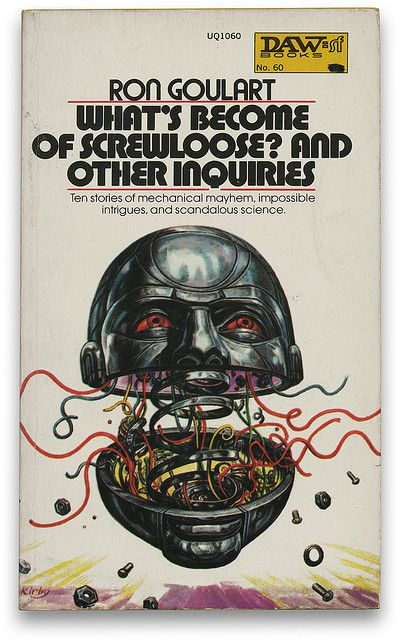 """What's Become of Screwloose? And Other Inquiries"", 1971 by Eric Carl, via Flickr"