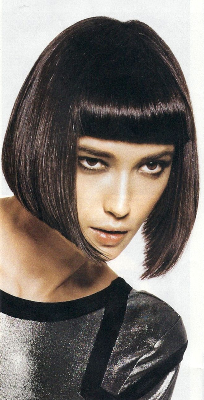 Angled Bob Hairstyles 2012 Female Hairstyles Pinterest Angled