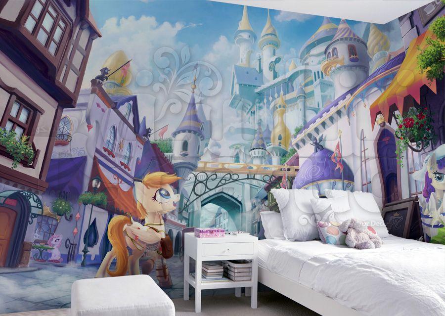 ورق جدران ماي ليتل بوني للاطفال Wall Murals Mural Painting