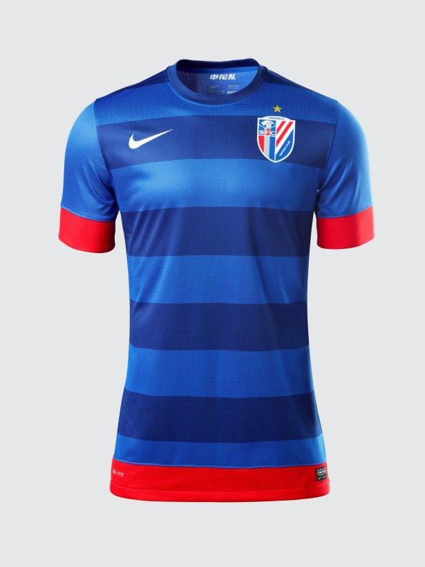 a5d8c9fb8849d Nike assina todos os uniformes da Liga Chinesa 2013