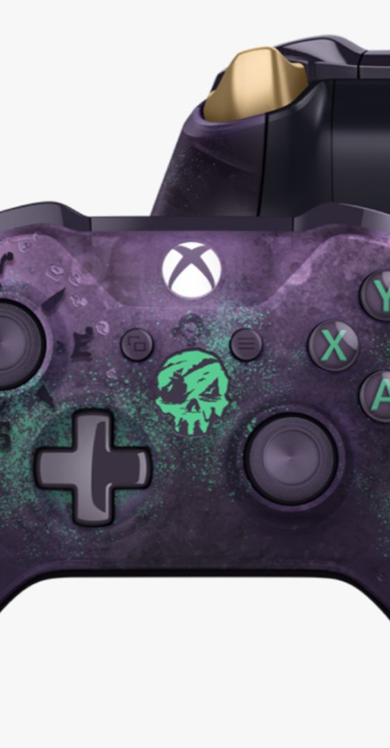 Sea Of Thieves Xbox One Controller Seaofthieves Xbox Xboxone Gaming Videogames Tech Xbox One Controller Xbox One Xbox One Video Games