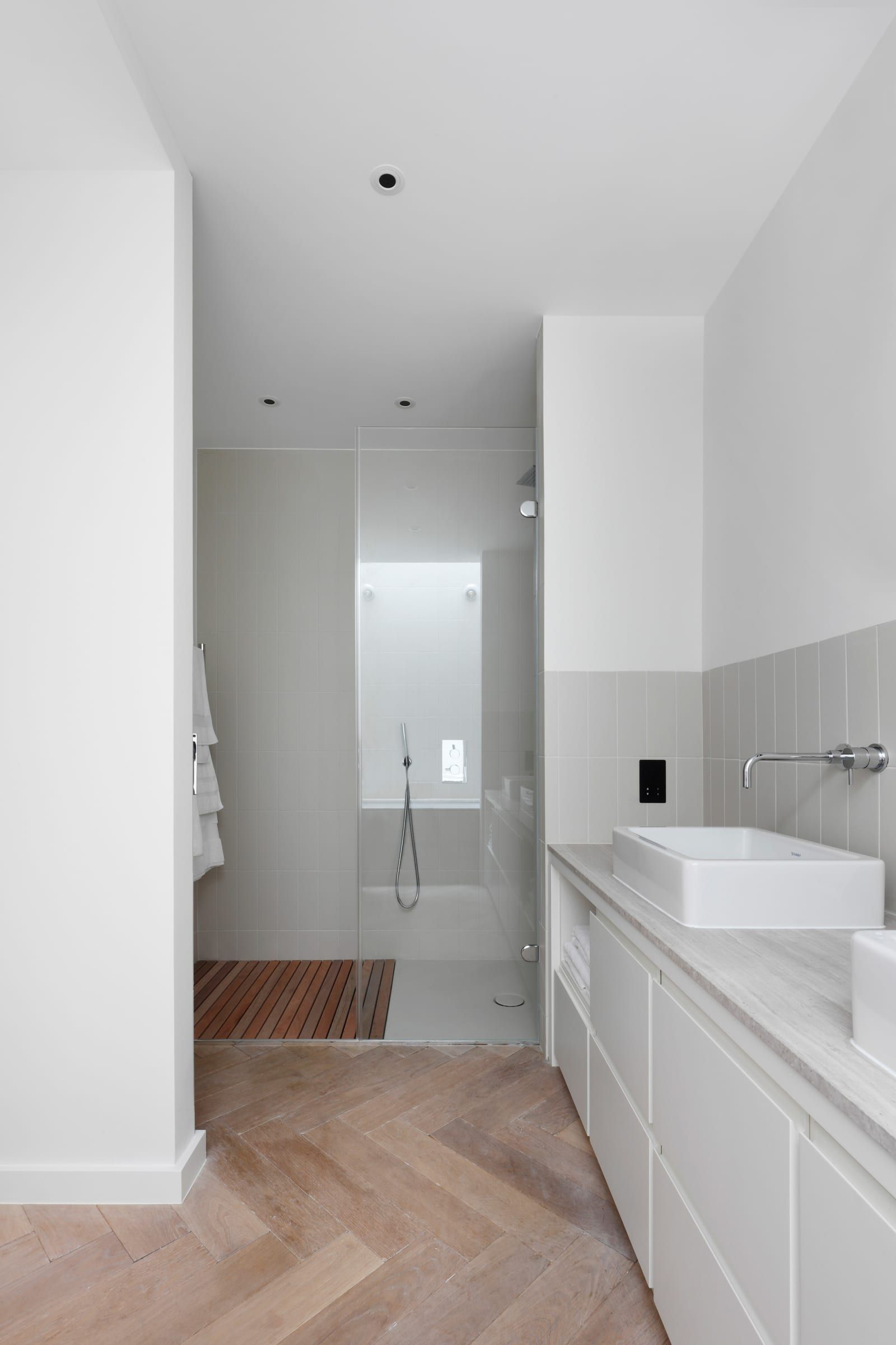 De Rosee Sa Architects, Alexander James Courtyard House