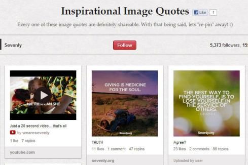 Pinterest images: Learn how to create the best photos and images to bring more traffic to your website, and get more pins and repins on Pinterest.