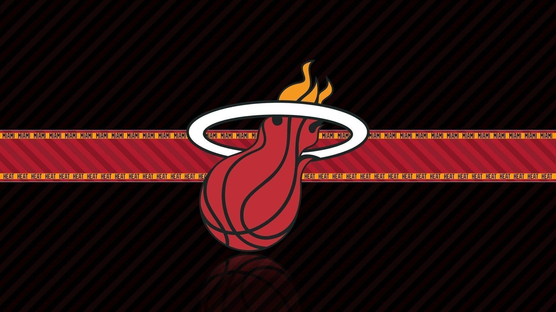 Hd Miami Heat Wallpapers Miami Heat Miami Heat Logo Miami