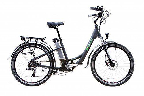 2015 e-JOE Anggun 3.0 Step-Through Electric Bike - http://www.bicyclestoredirect.com/2015-e-joe-anggun-3-0-step-through-electric-bike/