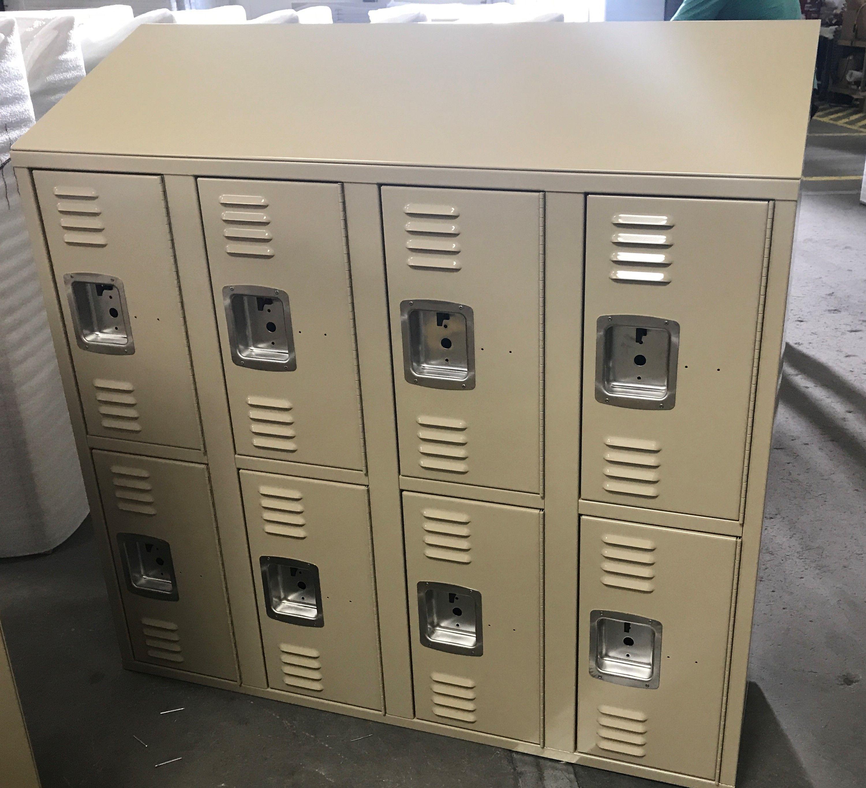 Pin By Debourgh All American Lockers On Jefferson Middle School Torrance Ca Debourgh Lockers Locker Storage Lockers Storage