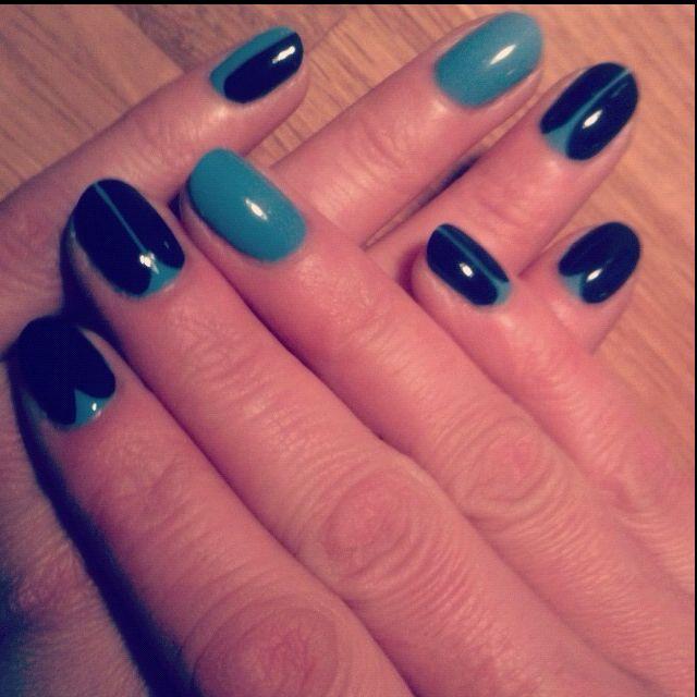 Tips Nail Bar. Toronto. Love!   Simple nail designs, Nails ...
