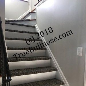 Best True Bullnose Carpet Stair Treads In 2019 Carpet Stair 400 x 300
