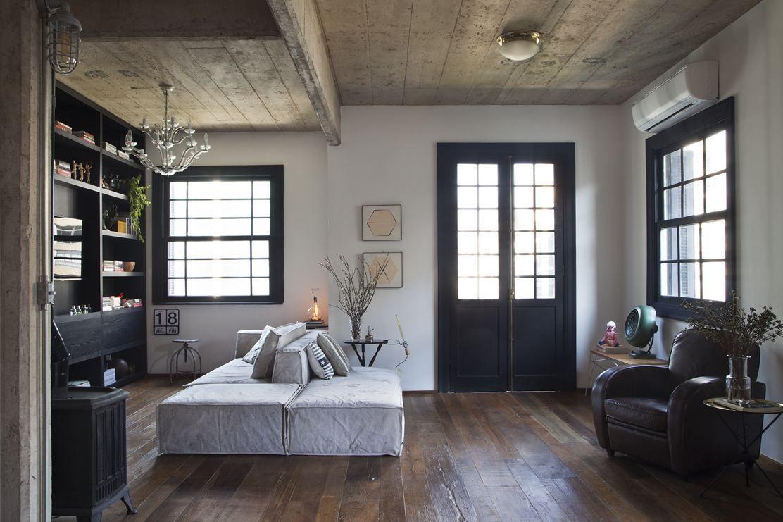 Apartamento Jardins   Picture Gallery #architecture #interiordesign  #livingroom #industrial