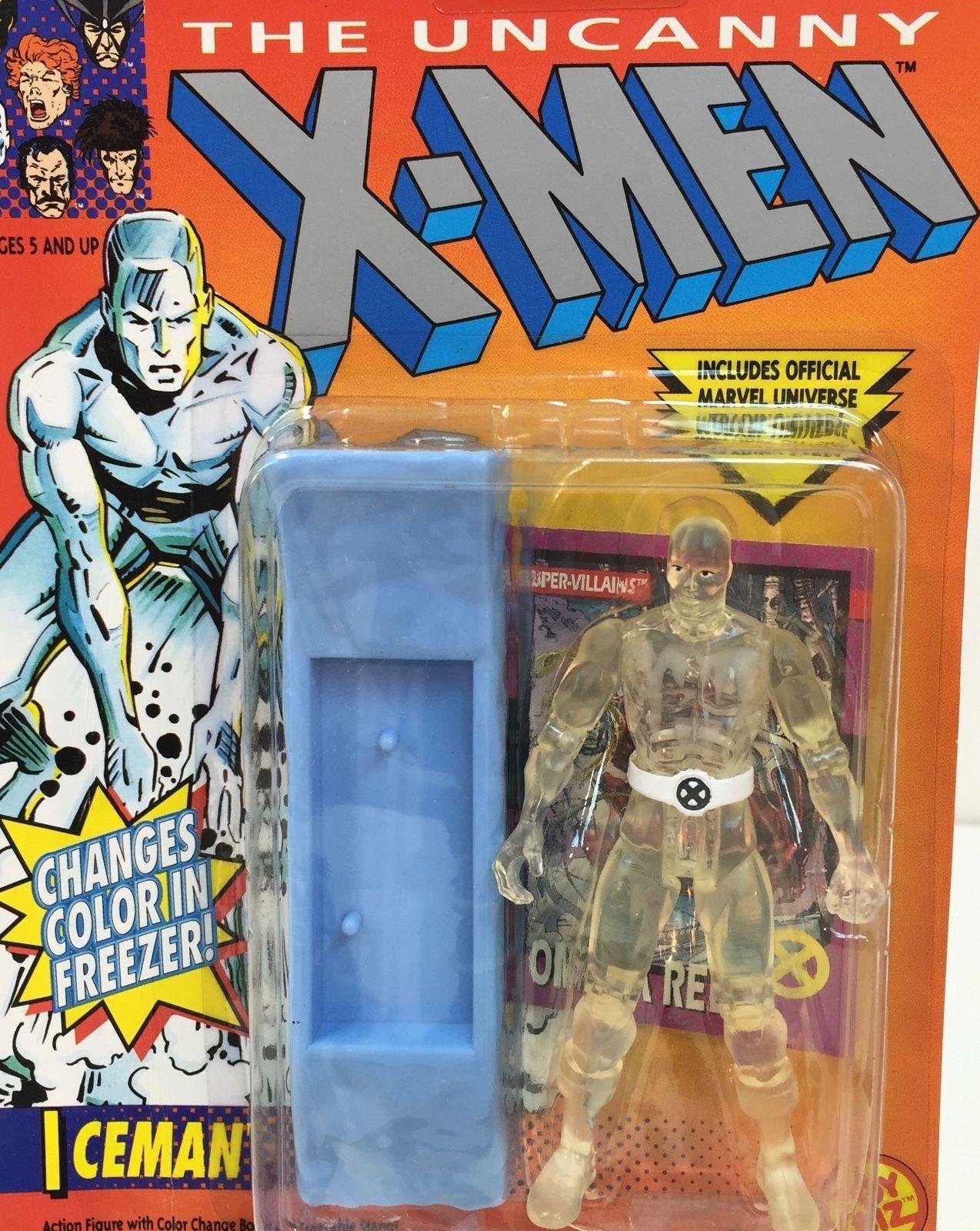 #Popular - Vintage 1994 Marvel Comics  ICEMAN  Uncanny X-Men Figure ToyBiz MOC a https://t.co/sMyP6glmY6 - Ebay https://t.co/LE9chty7Yk