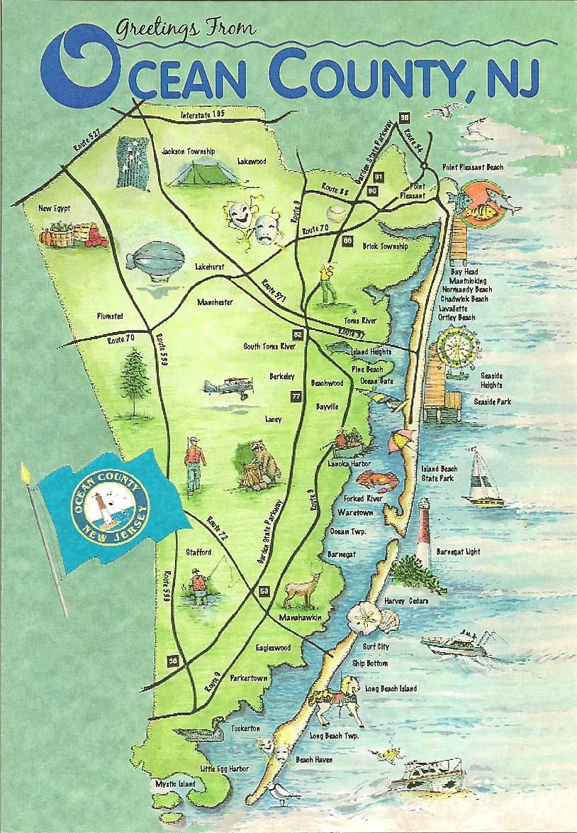 Day Camp Awesome Experience New Jersey Beaches Ocean City Nj Nj Beaches