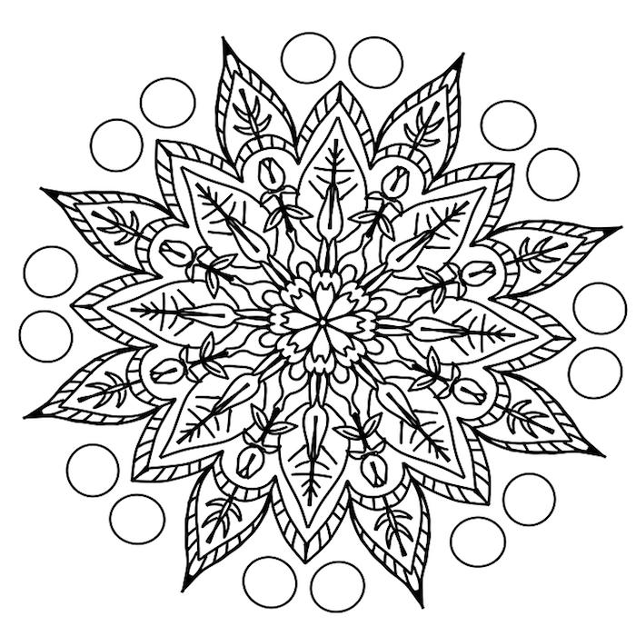 1001 Coole Mandalas Zum Ausdrucken Und Ausmalen Kostenlose Erwachsenen Malvorlagen Mandala Malvorlagen Ausmalbilder