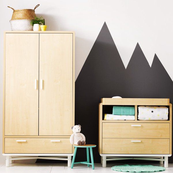 How Cool Is This Nursery Furniture From Myleene Klassu0027 BabyK Range At  Littlewoods? Great