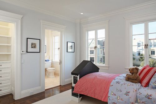 """How to Size Interior Trim for a Finished Look: """"There's an art to striking an appealing balance of sizes for baseboards, crown moldings and other millwork. An architect shares his secrets."""""""