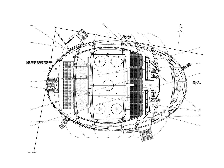 of city of jaca hockey arena coll barreu arquitectos 14