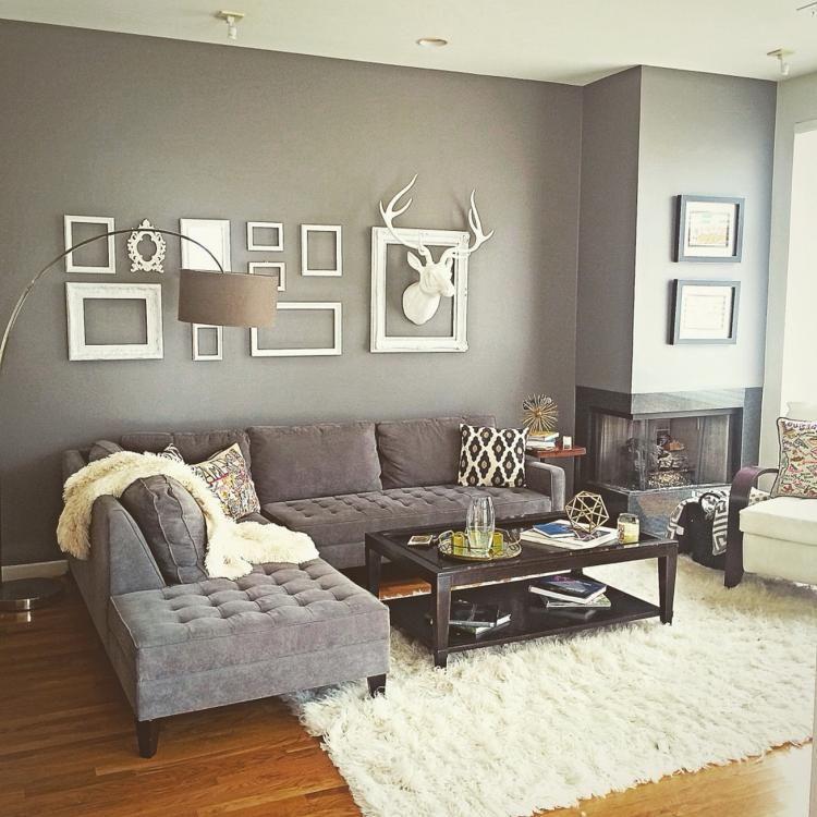 100+ elegant contemporary living room decor ideas | home improvement