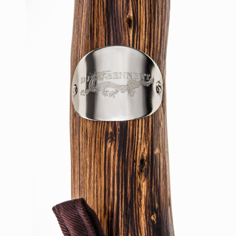 Unisex Maglia Francesco Lord Broom Knot Top Handle Adventure Travel Umbrella
