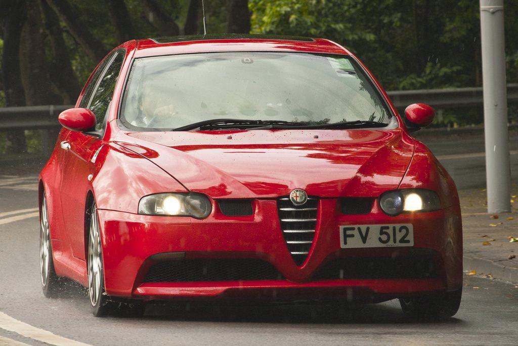 ALFA ROMEO 147 (5 Doors) - 2000, 2001, 2002, 2003, 2004 ... |Old Alfa Romeo 147