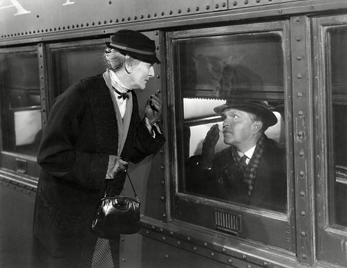 Make Way For Tomorrow 1937 Victor Moore And Beulah Bondi Make