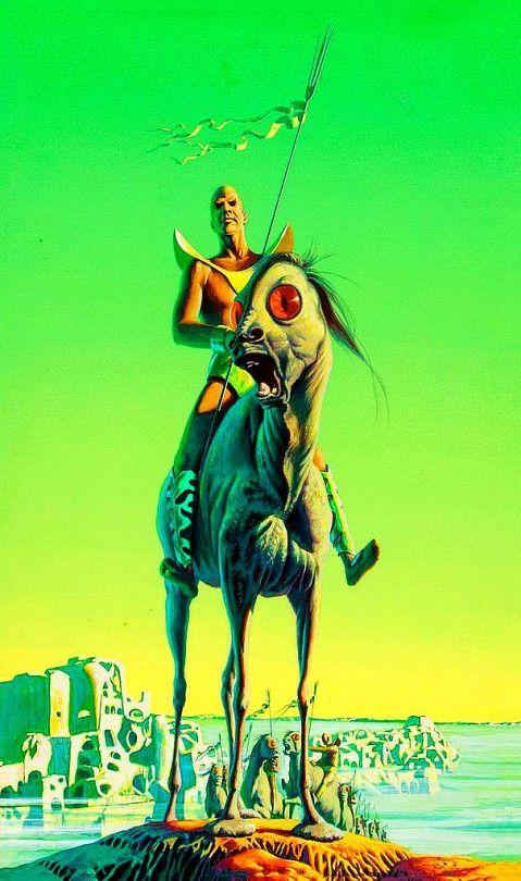 70s Sci Fi Fantasy Art