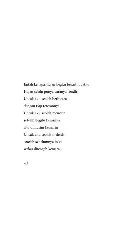 Pin Oleh Mohd Taufiq Di Poetry Quotes Kutipan Lucu Kutipan