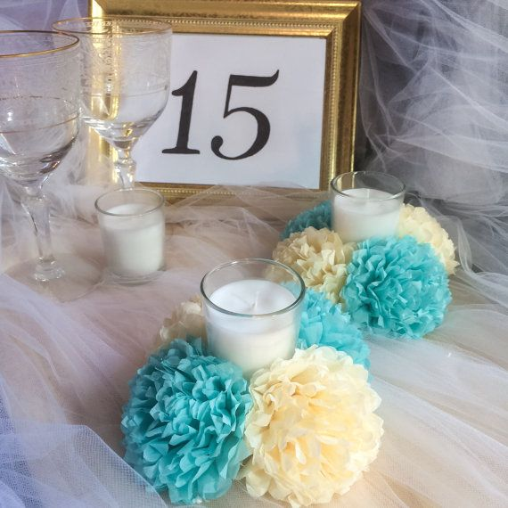 Tissue paper flowers set of 4 16 pc flowers set of 6 24 pc tissue paper flower centerpiece candle holder centerpiece if youre looking for an affordable yet stylish table centerpiece these tissue paper mightylinksfo