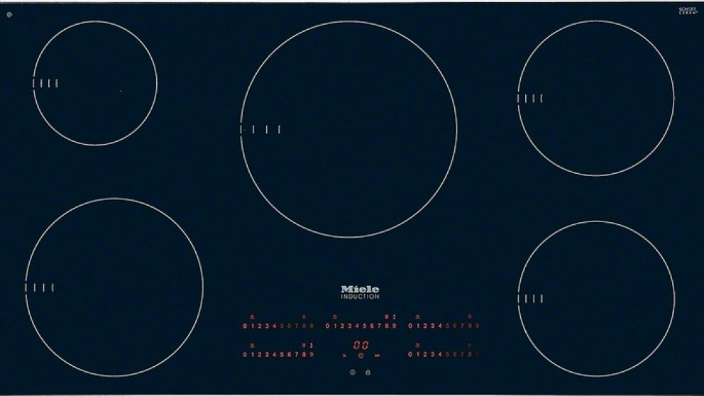 Miele Km 6382 93cm Induction Cooktop Induction Cooktop Cooktop Miele