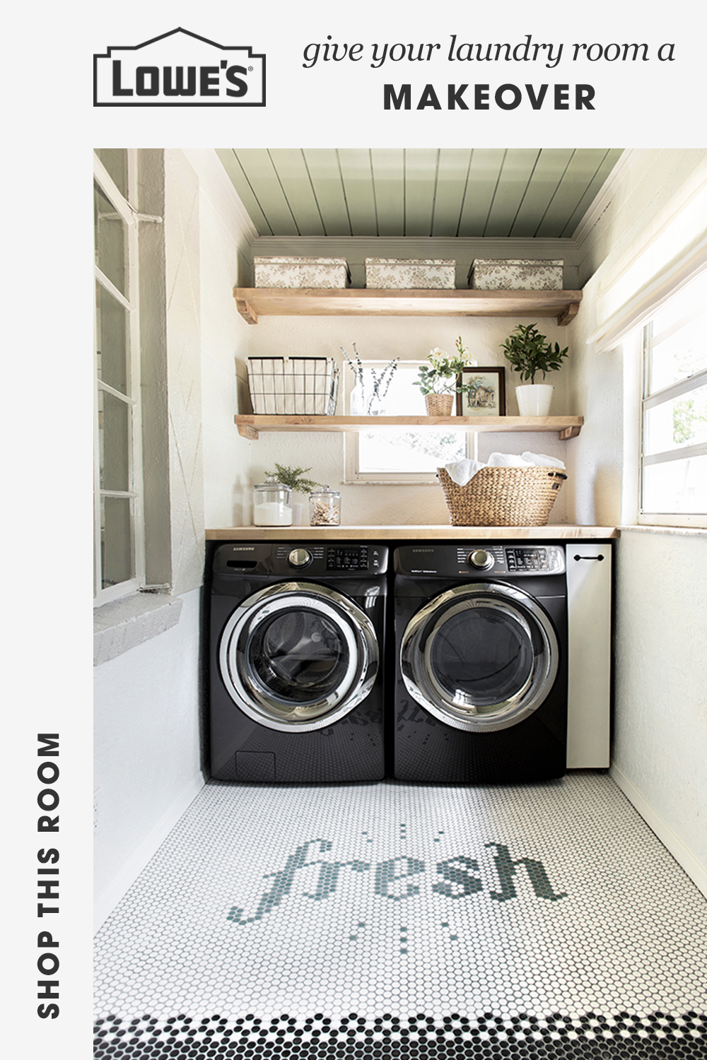 Give Your Laundry Room A Makeover With Stellar Appliances From
