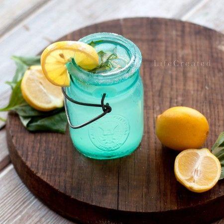 Whipperberry: Basil Lemonade // Recipe #basillemonade