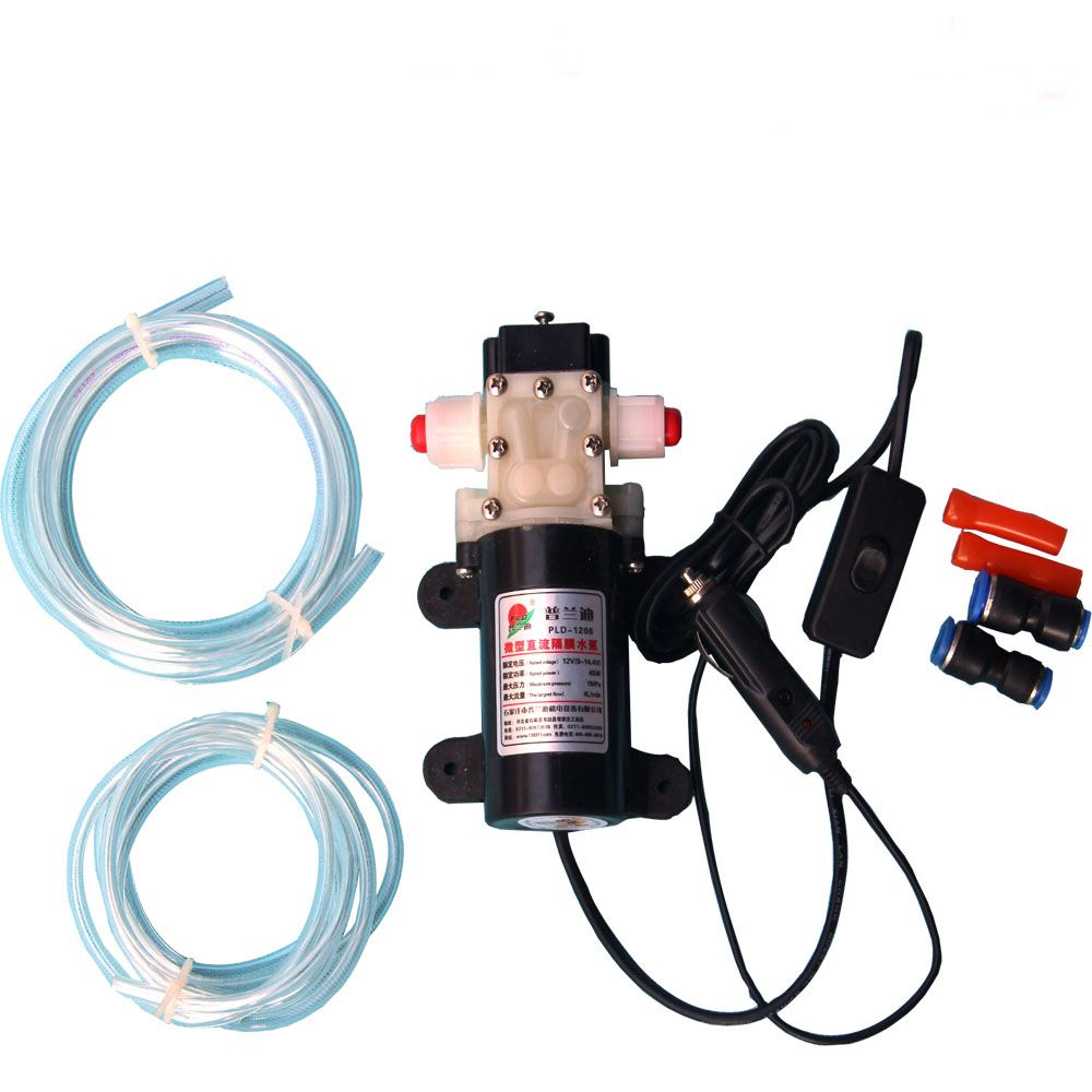 Gasoline Professional Electric DC 12V Oil Pump Diesel Fuel