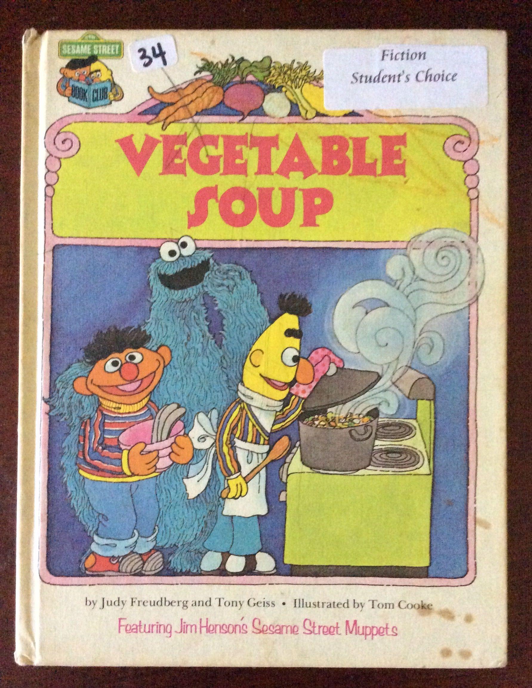 Sesame Street Books, Old Children's Books, Book Club Books, Picture Story  Books,