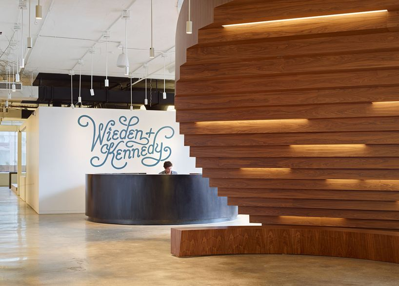 Wieden Kennedys 50000 Sqft New York Office Space By WORKac