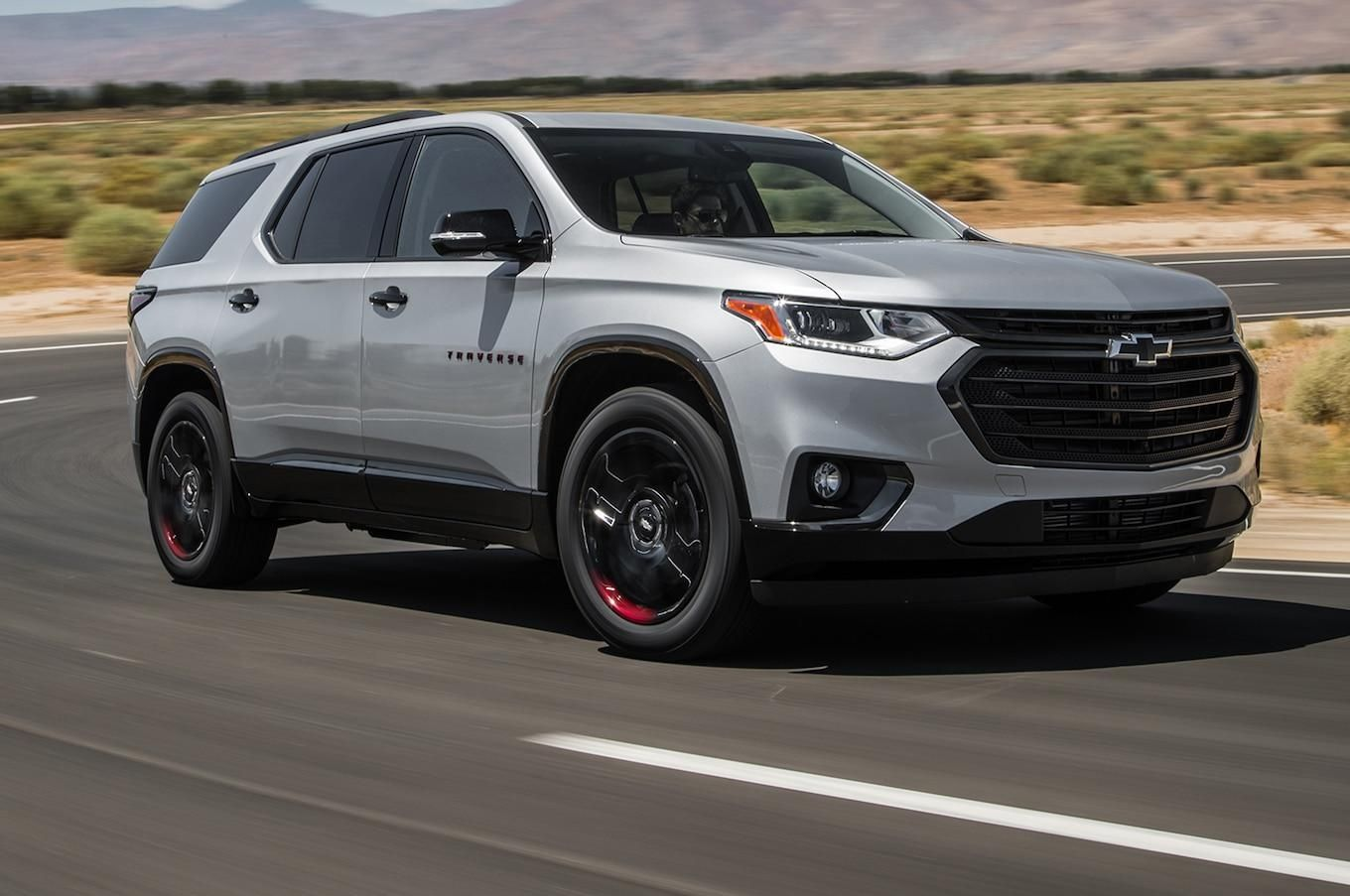 Chevrolet Traverse 2018 Motor Trend Suv Of The Year Finalist With Regard To 2019 Chevrolet Traverse New Review Chevrolet